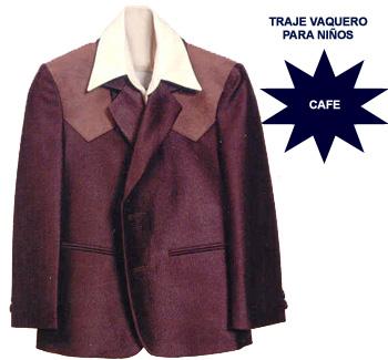 Traje Vaquero De Ninos Children Mexican Suits Cowboy